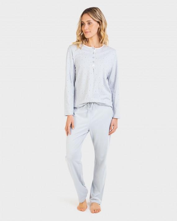 Pijama de dona - TALLES GRANS - 100% cotó