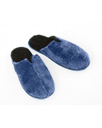Zapatillas hombre azul