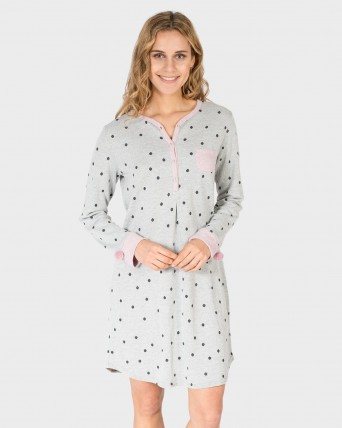 CAMISOLA MUJER TOPOS