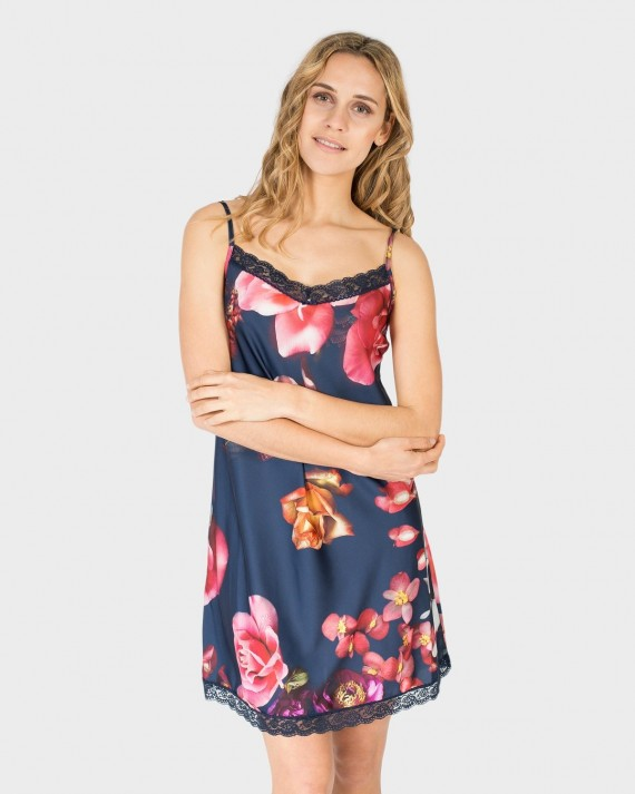 CAMISOLA MUJER SATEN