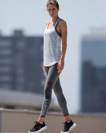 LEGGING LARGO GRIS