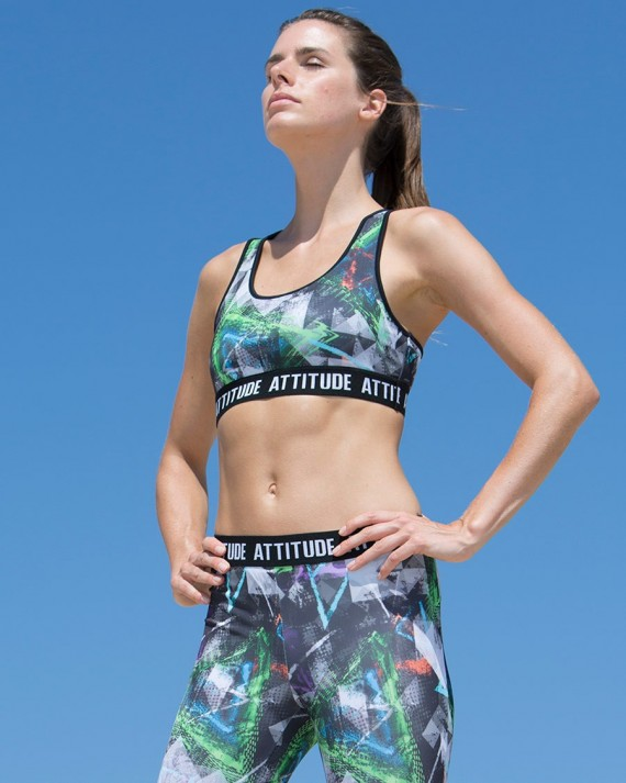 TOP ESTAMPADO LYCRA