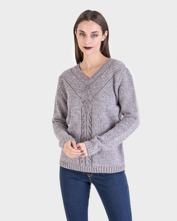 JERSEY MUJER TRICOT