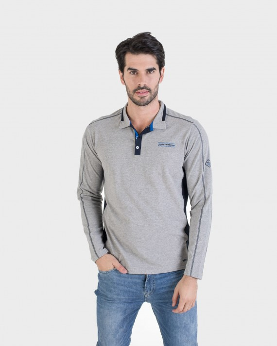 POLO HOME GRIS VIGORE