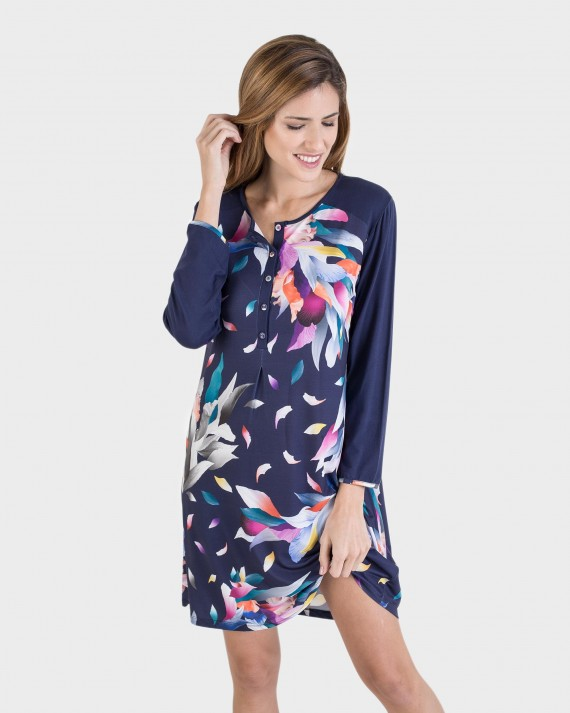 CAMISOLA MUJER TROPICAL