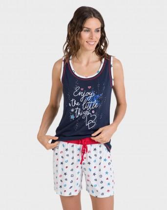 Pijama de dona Enjoy