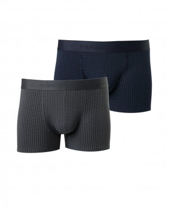 PACK 2 BOXER HOMBRE MICROESTAMPADO