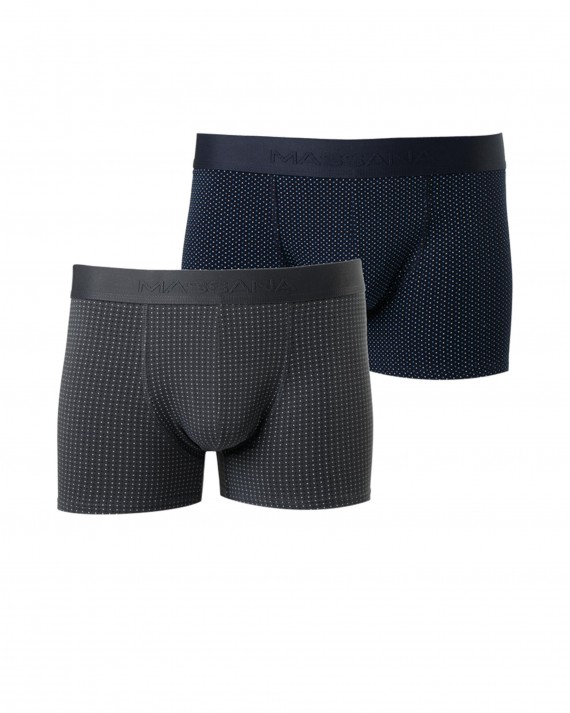 PACK 2 BOXERS HOME MICROESTAMPATS