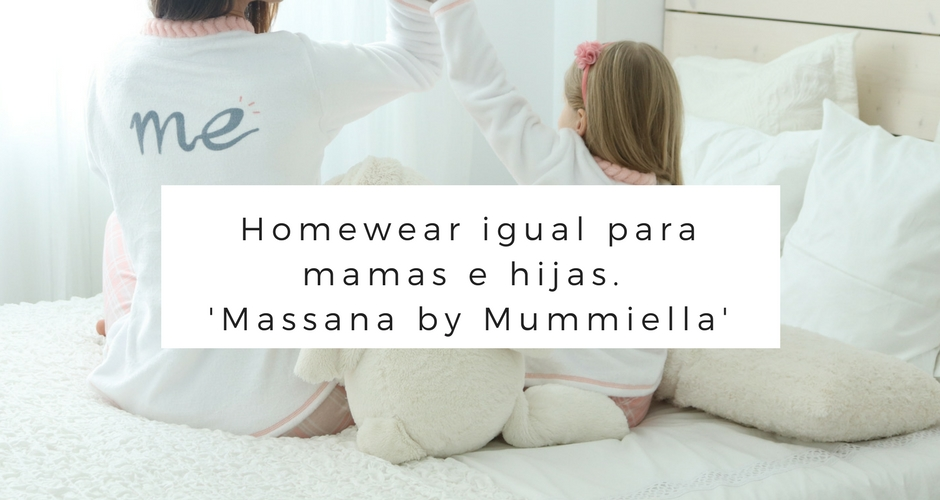 Homewear Para Madre E Hija A Conjunto Edición Limitada