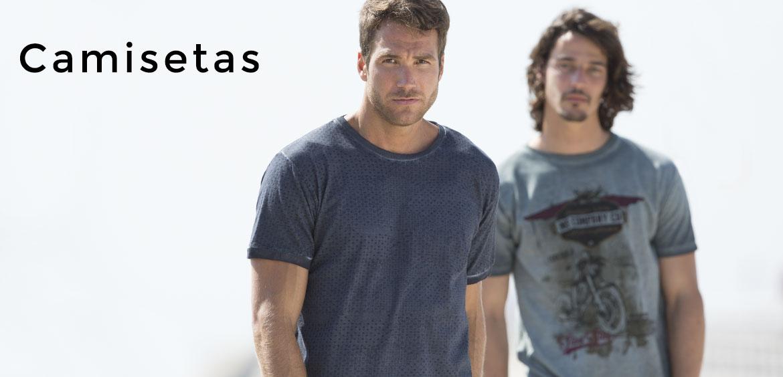 Camisetas Massana para hombre