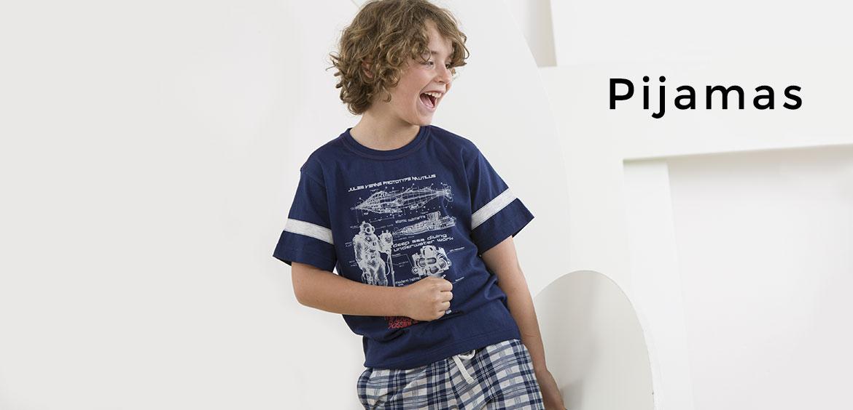 Pijamas Massana para niños